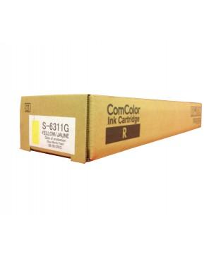 Краска Yellow ComColor S-6303E (1000 мл)